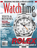 America's No. 1 watch Magazine
